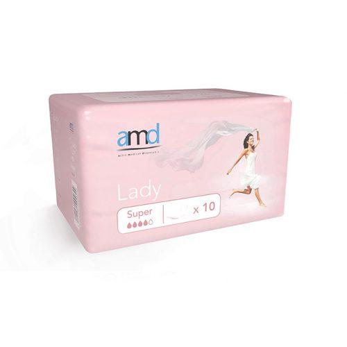 amd lady package par 10