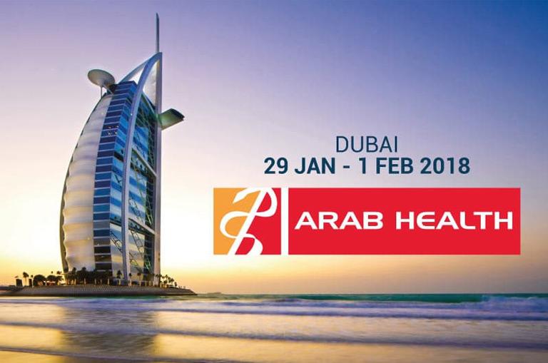 Salon international ARAB HEALTH
