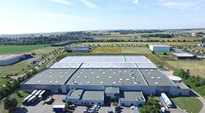 amd-Produktionsstandort in Rouvroy