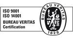Zertifiziertes ISO-9001-14001