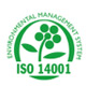 ISO 14001 Label