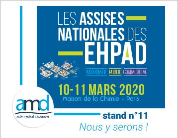 Les assises nationales des ehpad- édition 2020