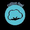 Cotton feel